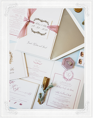 Custom Invitations And Paper Goods